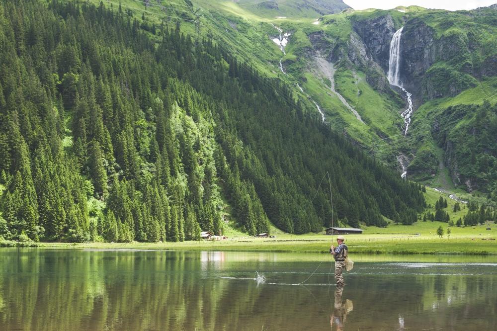 mountain-forest-fishing-lake